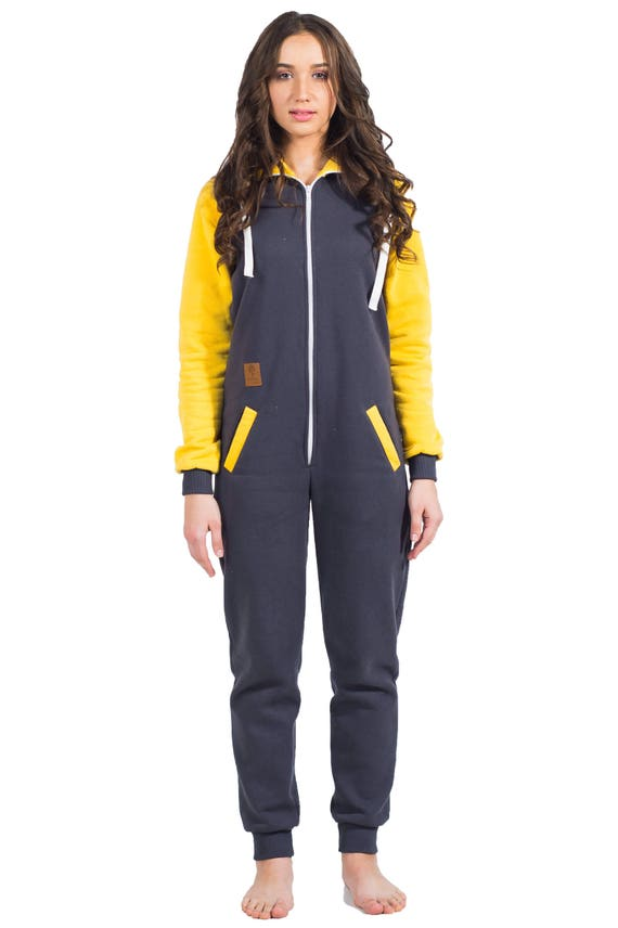 Funkey Monkey LINE khaki footer Overall Unisex Overall Handmade Casual footer Overall Footer Jumpsuit Combo