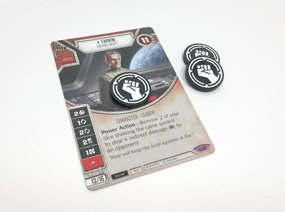 Star wars destiny power action tokens