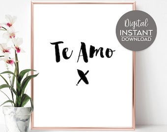 Spanish Quotes Etsy