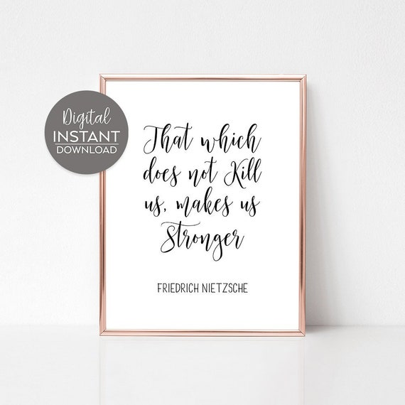 Inspirational Gift Ideas Inspiring Wall Quotes Inspiring Quotes Friend Gift Ideas Digital File Download