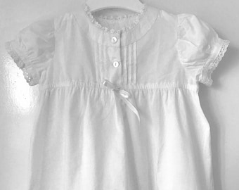 Children's nightdress (Alice)