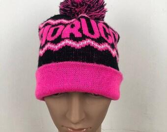 e67305cb4bb Fiorucci Spell Out Logo Winter Hat
