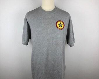 3770344c37 Vintage Marithe Francois Girbaud Tshirt Spell Out Big Logo