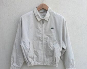 Vintage Lacoste Harrington Jacket