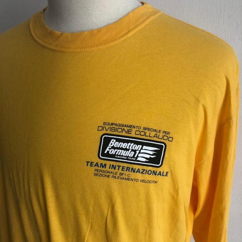 Benetton Formula 1 Tshirt