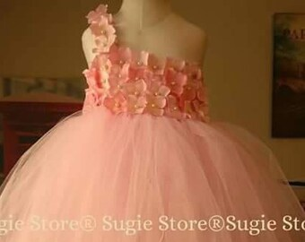 Dress Tutu Rosa