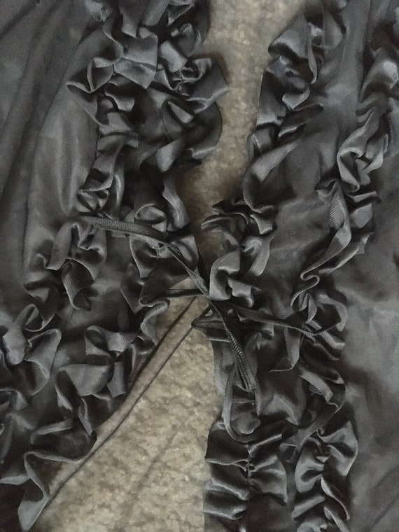 Vintage babydoll set // 1960s 3 piece lingerie  s… - image 5