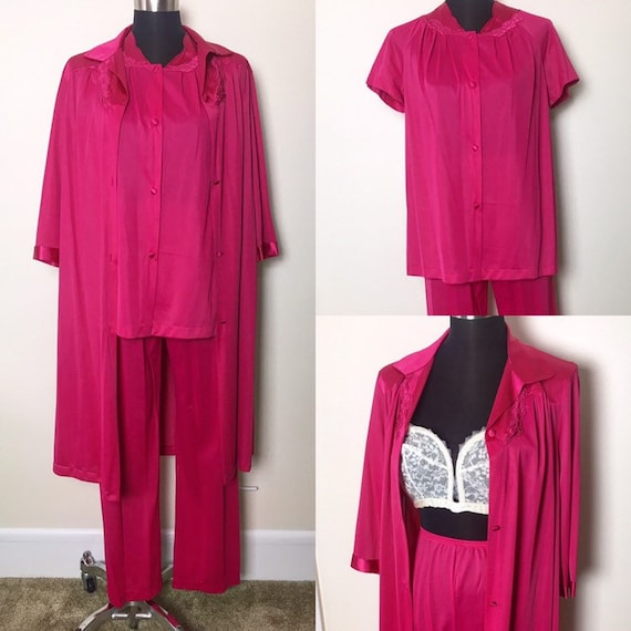 Vintage Vanity Fair pajama set