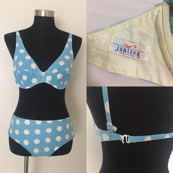 Adorable 1960s Jantzen bikini