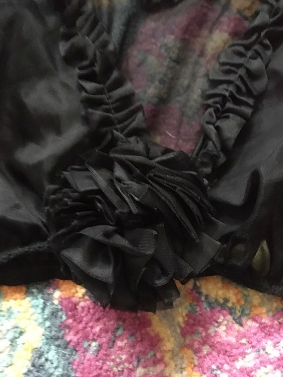 Vintage babydoll set // 1960s 3 piece lingerie  s… - image 4