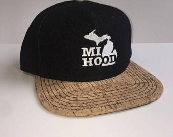 acc4daea5e3 Items similar to Mi Hood Buffalo Plaid Lumberjack Snapback Hat ...