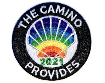 The Camino Provides Official Patch for Camino De Santiago