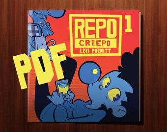 Repo Creepo 1 Digital Comic