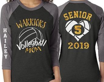 99b779573 Glitter Volleyball Shirt