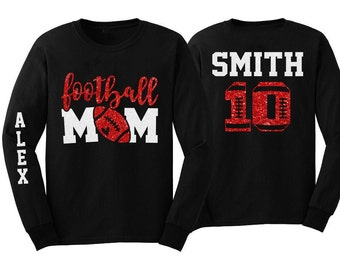 football mom shirt long sleeve
