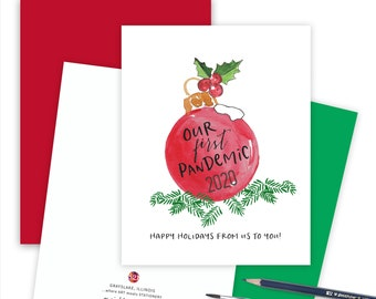 Christmas Cards 2020 Etsy