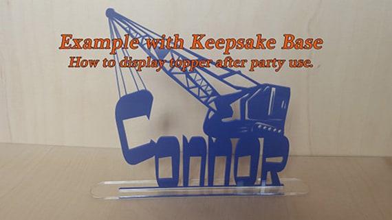 Female Martial Arts Karate Decor LT1042 Cake Topper Karate Cake Topper Cake