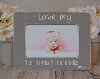 Aunt And Uncle Frame Etsy