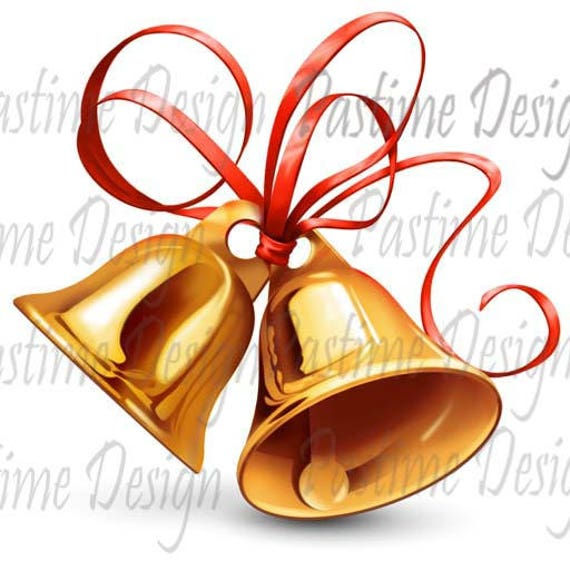 Christmas Bells Clipart.Vintage Christmas Bells Download Christmas Bells Clipart Christmas Bells Image Christmas Bells Illustration Digital Image Xmas Image