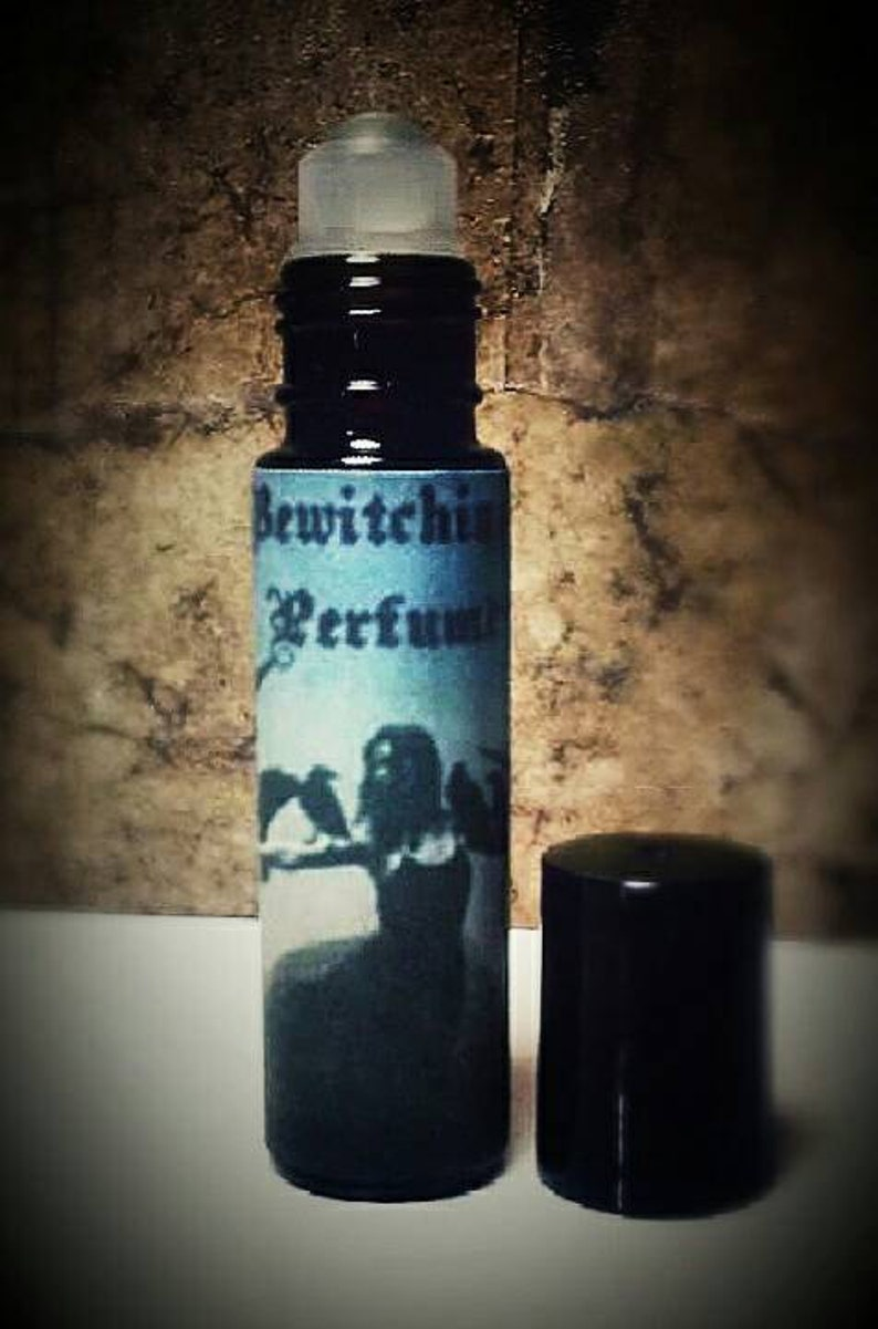 BEWITCHING Fragrance Oil - Witchy Oils - Wiccan - Pagan - Occult - Hoodoo -  Conjure - Perfume