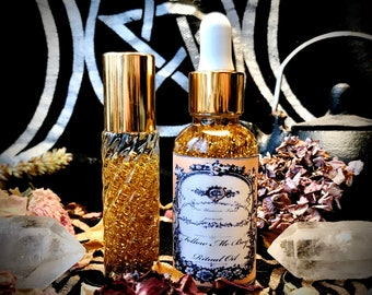 FOLLOW ME BOY! Perfume - Occult perfumes - Witch perfume- love spell - New Orleans's formula - Witchy Perfume - Fancy