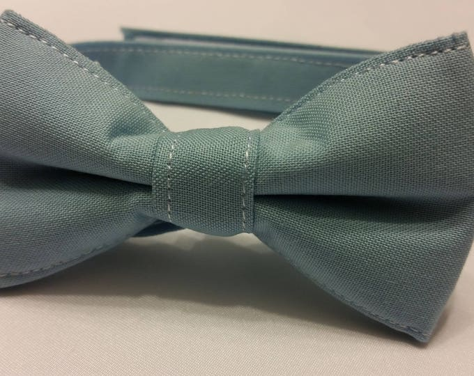Boys Powder Blue Bowtie