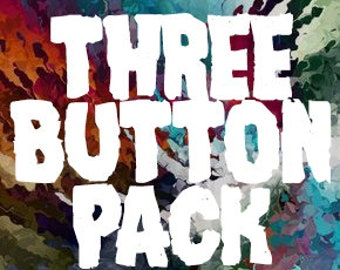 Three button pack coupon