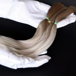 Suri Alpaca Cria hair for dolls , Fiber for Bjd doll, Blythe wig,  ready for use washed, combed, minifee,