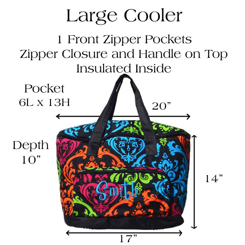Monogrammed Cooler-Personalized Cooler-Cooler-Insulated Cooler-Insulated Bag-20 Cooler-Sale Cooler-Sale