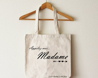 Tote bag personalized Bachelorette bachelor party