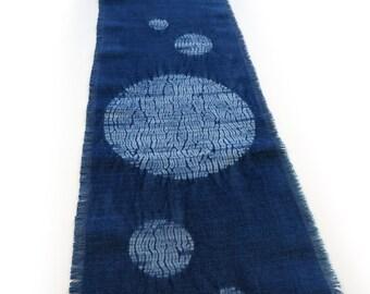 Japanese Noren Owl motif tapestry Spiritual motif wall | Etsy