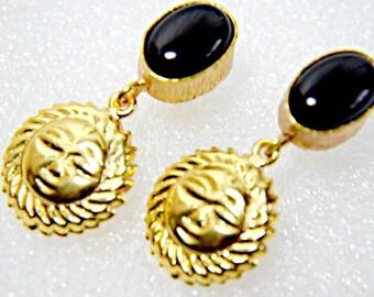 c6595382614 Versace earrings
