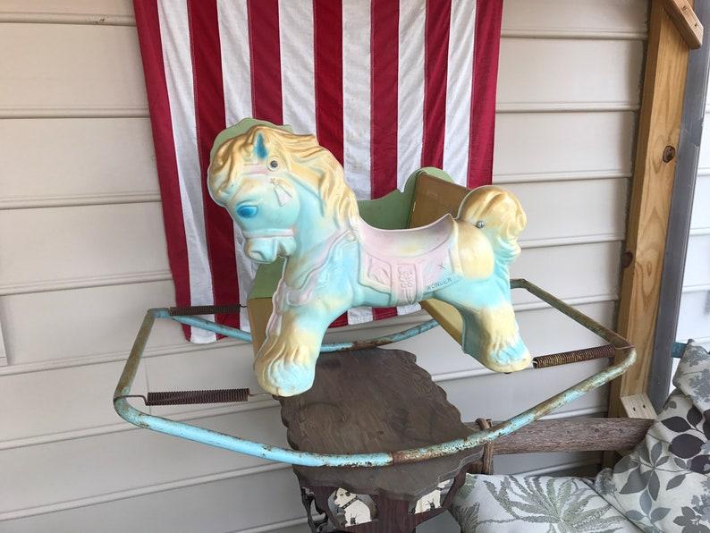 Wonder Vintage Shoo Fly cheval à bascule