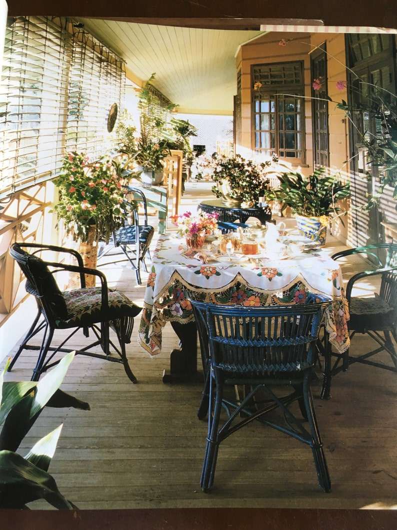 Vintage Laura Ashley Home Decorating And Country