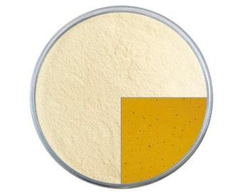 Dark Amber Fine Frit Transparent 20g Fused Fusing Glass Bullseye COE90