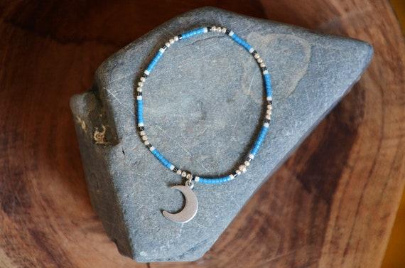 Bracelet LUNA Bleu gris
