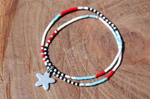 Bracelet MINI ASTERY : Etoile de mer acier