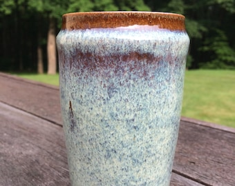 Handmade Ceramic Tumbler - Stoneware