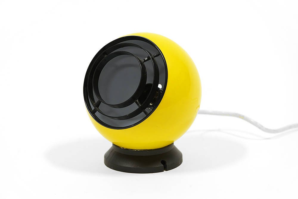 magnet kugel lampe von benny frandsen f r abo randers etsy. Black Bedroom Furniture Sets. Home Design Ideas