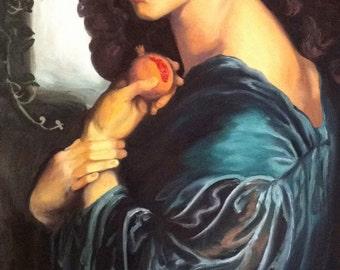 Proserpine - Rossetti