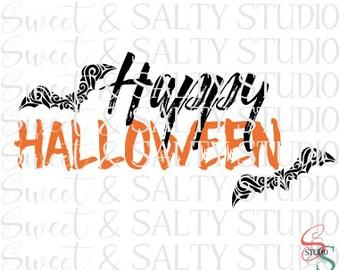 happy halloween digital file