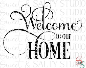 welcome to our home digital file