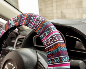 Hippie Car Accessory Etsy