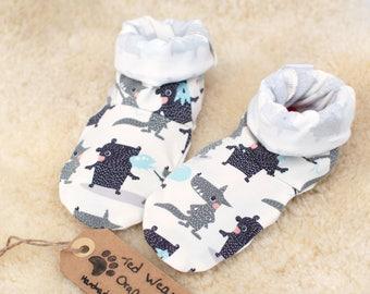Organic Leg Warmers: Baby Leg Warmers, Long Socks, Baby Socks, Baby Booties, Cute Baby Girl, Baby Boy, Baby Shower Gift, Nautical Baby Gift