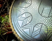 Steel tongue drum Solar e...