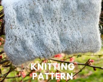 Cowl knitting pattern | Magic Star Cowl | Knitting pattern