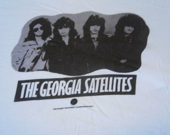 Georgia Satellites Sleaze Punk Boogie Shirt