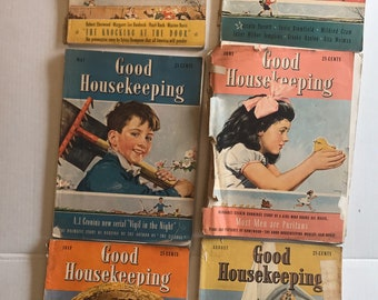 vintage homekeeping
