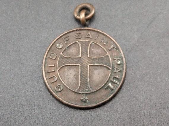 Guild of Saint Paul The Ascension Bronze Medal