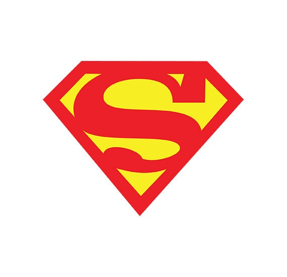 superman svg superman clipart superman logo clip art etsy